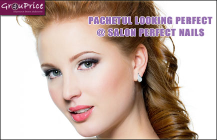 Spalat + Tratament regenerant par + Coafat + Masaj facial + Pensat in PACHETUL LOOKING PERFECT @ SALON SECRET NAILS