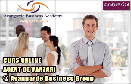 Curs online Agent de Vanzari @ Avangarde Business Academy