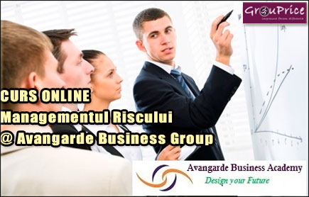 Managementul Riscului - Curs online  @ Avangarde Business Academy