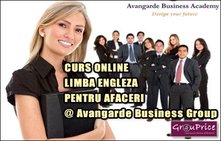 Limba Engleza pentru afaceri - Curs online @ Avangarde Business Group