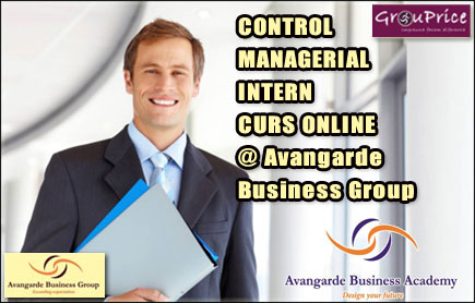 CONTROL MANAGERIAL INTERN - CURS ONLINE @ Avangarde Business Group