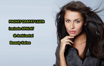 COAFAT LEJER @ Ambiental Beauty Salon