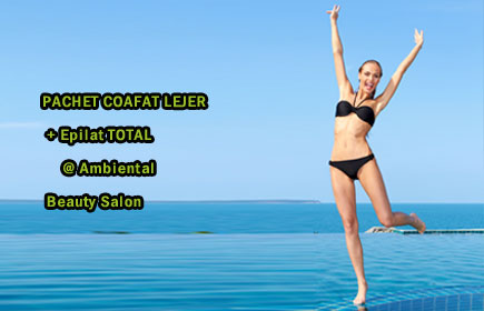 COAFAT LEJER + EPILAT TOTAL @ Ambiental Beauty Salon