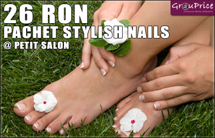 Pachet Stylish Nails @ PETIT SALON