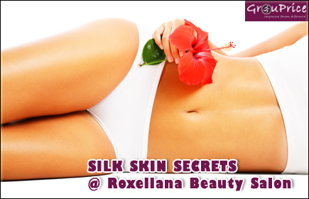 PERFECT COLOR HAIR si SILK SKIN SECRETS @ Roxellana Beauty - Salon