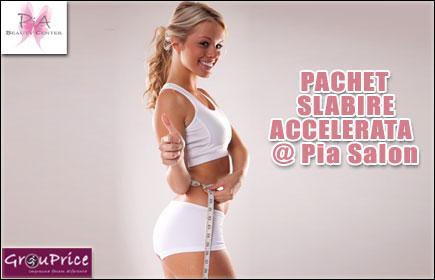 PACHET SLABIRE ACCELERATA  @ Pia Salon