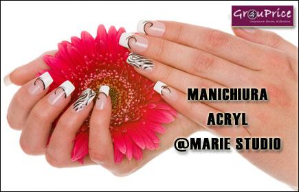 MANICHIURA - ACRYL @ MARIE STUDIO