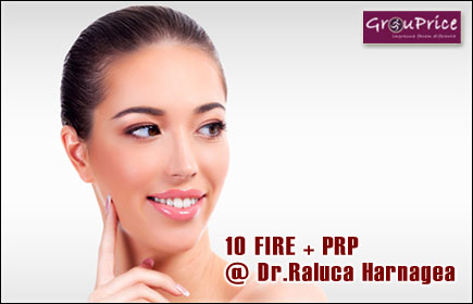 PACHET BEAUTY - 10 FIRE si PRP - EFECT REPARATOR si REVITALIZANT