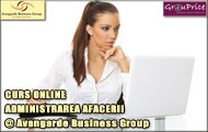 Curs online Administrarea Afacerii! @ Avangarde Business Academy