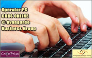 Operator PC  - CURS ONLINE @ Avangarde Business Group