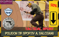 150 RON - PACHET TRAGERE TACTICAL SPORT + Elemente teoretice specifice armei Glock + Armament pistol Glock model 34, calibru 9mm  Parabellum, munitie 20 cartuse la TACTICAL LIFE!